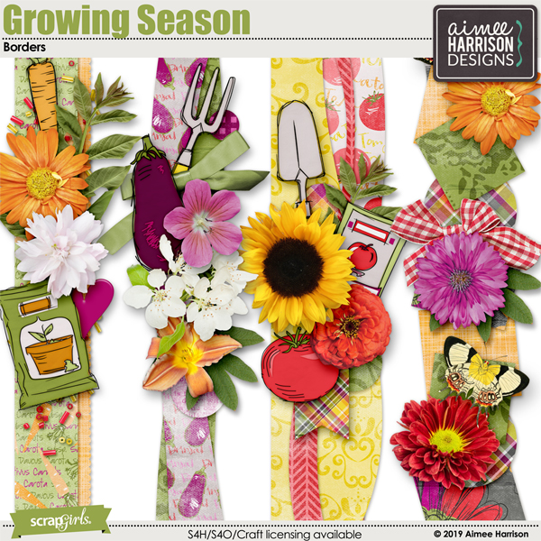 Growing Season Borders