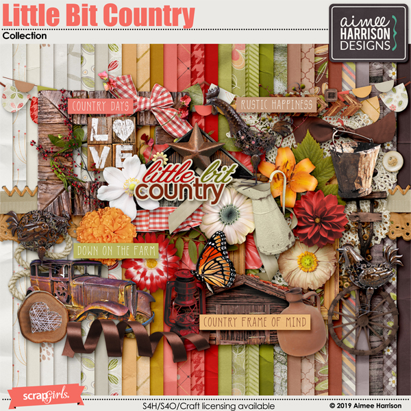 Little Bit Country Collection