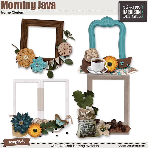 Morning Java Frames