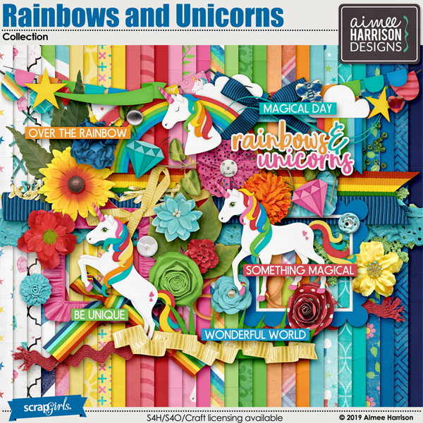 Rainbows and Unicorns Collection