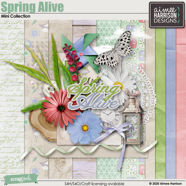 Spring Alive Collection Mini