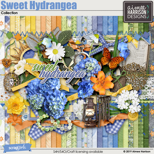 Sweet Hydrangea Collection