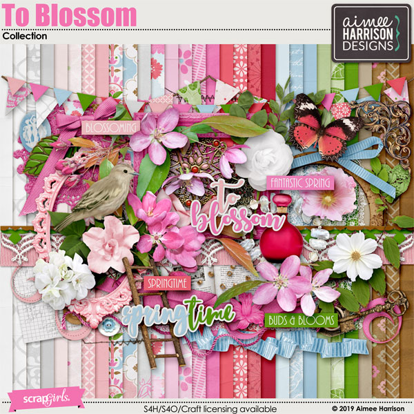 To Blossom Collection