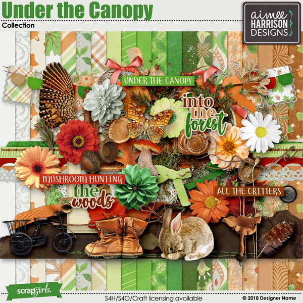Under the Canopy Collection