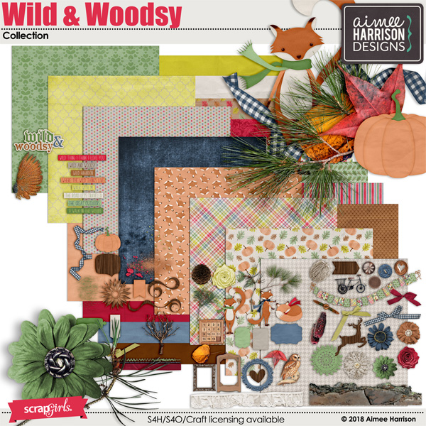 Wild and Woodsy Collection