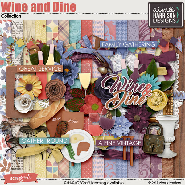 Wine and Dine Collection
