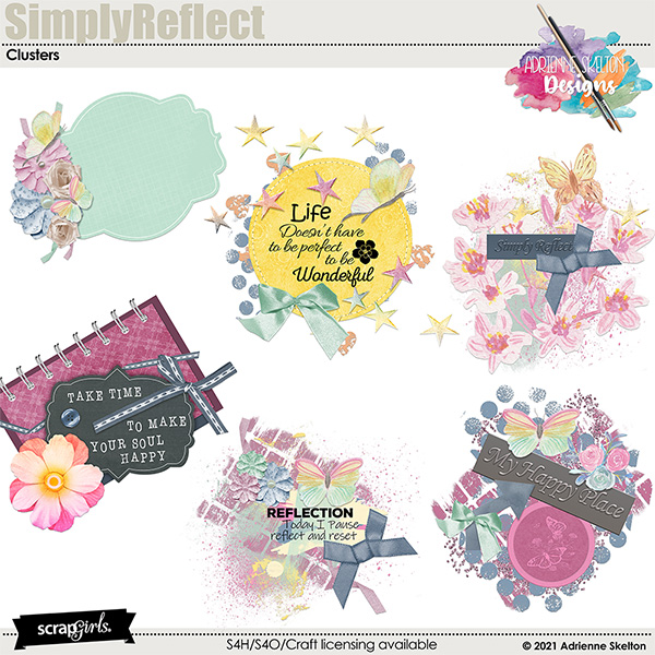 Simply Reflect Clusters