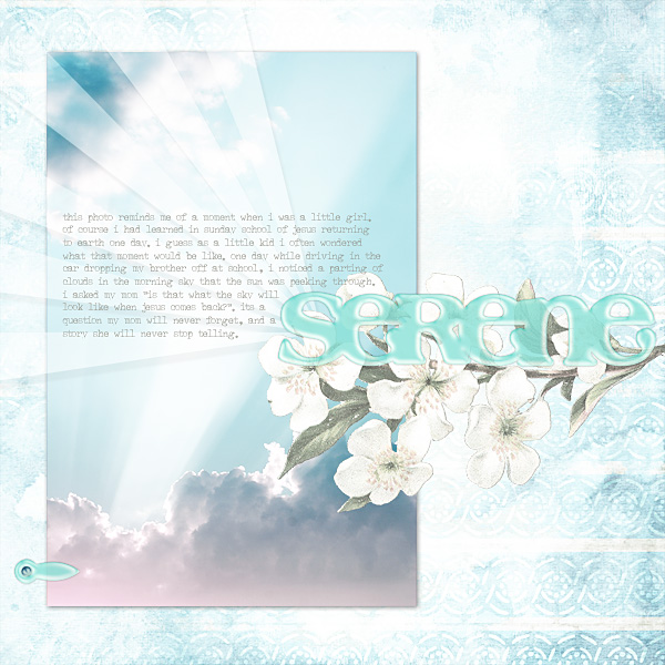 Layout by Amanda S using SS Tools - Styles: Sea Glass 6401, Sea Glass Collection Mini, SS Tools - Shapes: Anchors 2101