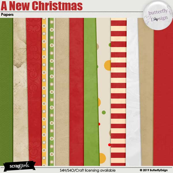 A new Christmas papers
