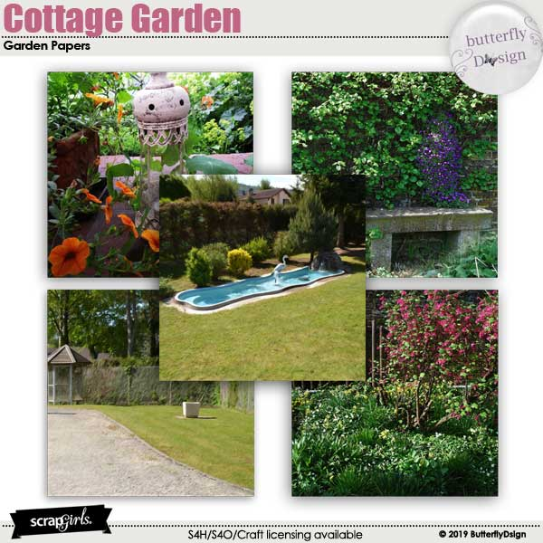 Cottage Garden Garden Papers