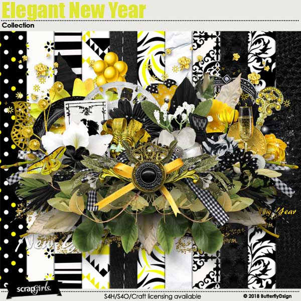Elegant New Year Collection