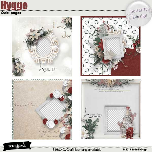 Hygge Quickpages