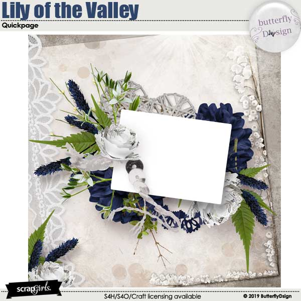 Lily of the Valley Quickpage