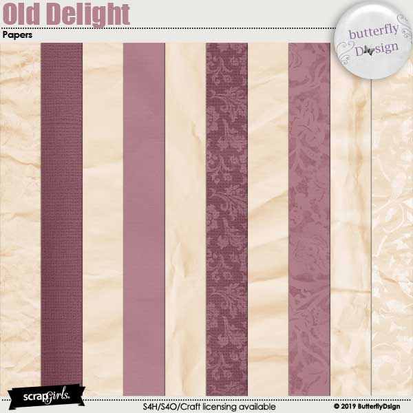 Old Delight Papers