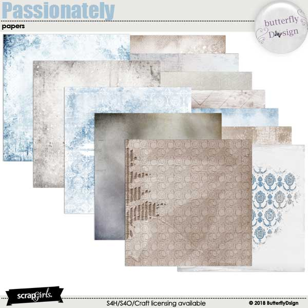 Passionately Papers