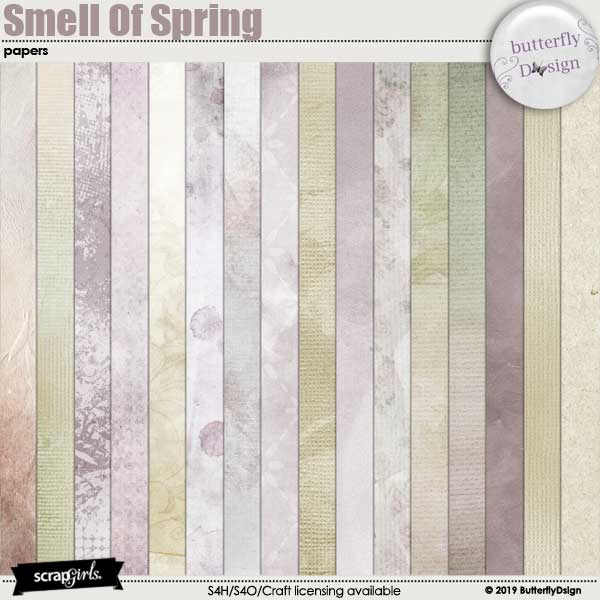 Smell Of Spring Papers