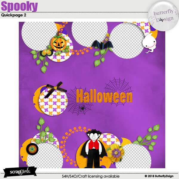Spooky Quickpage 2