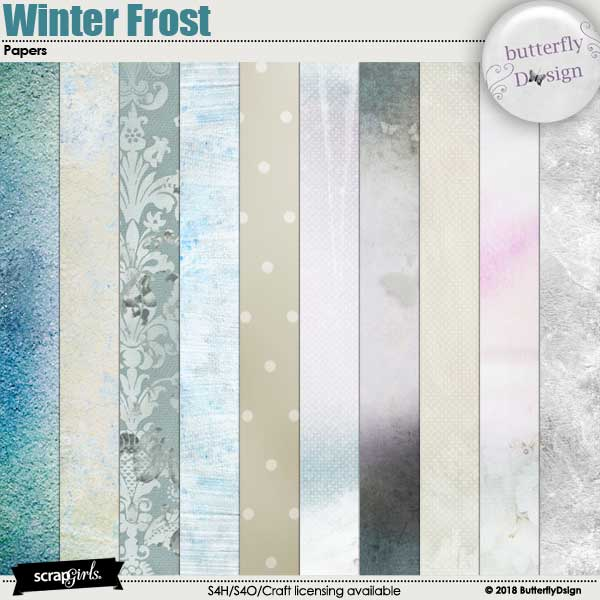 Winter Frost Papers