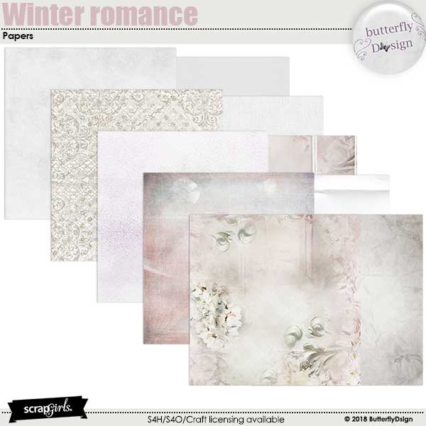 Winter Romance Papers