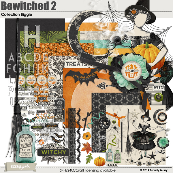Bewitched 2 Collection Biggie