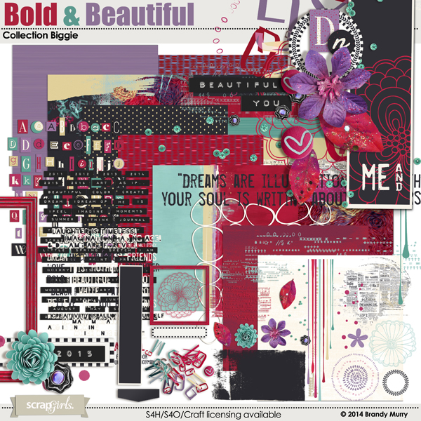 Bold & Beautiful Collection Biggie