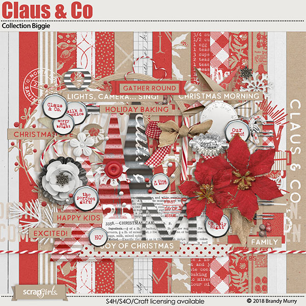 Claus & Co. Collection Biggie by Brandy Murry