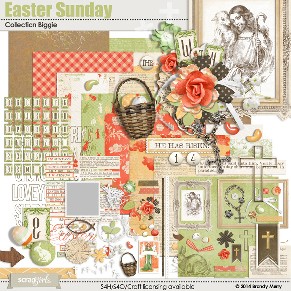 Easter Sunday Collection Biggie