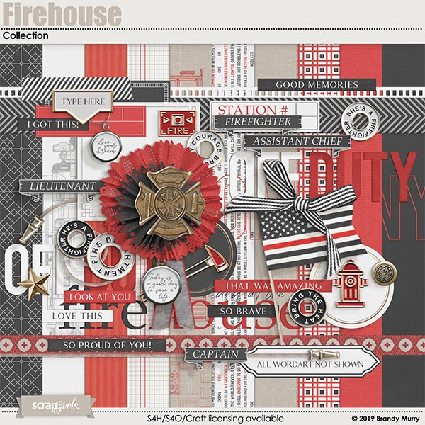 Firehouse Collection by Brandy Murry