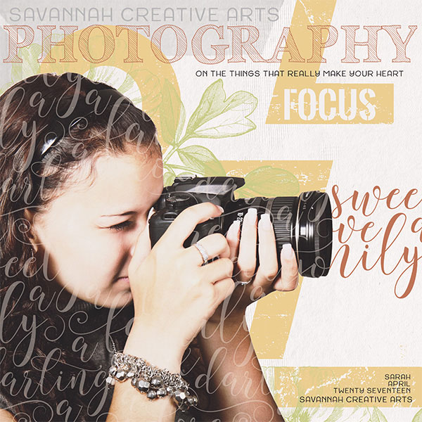 Photography layout by Brandy Murry