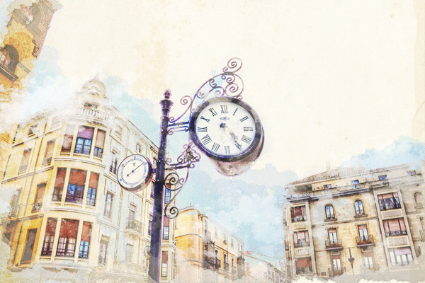Madrid Painting by Brandy Murry