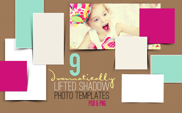 Dramatically Lifted Photos Samples