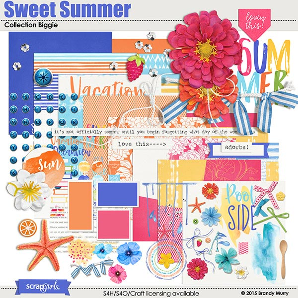Sweet Summer Collection Biggie