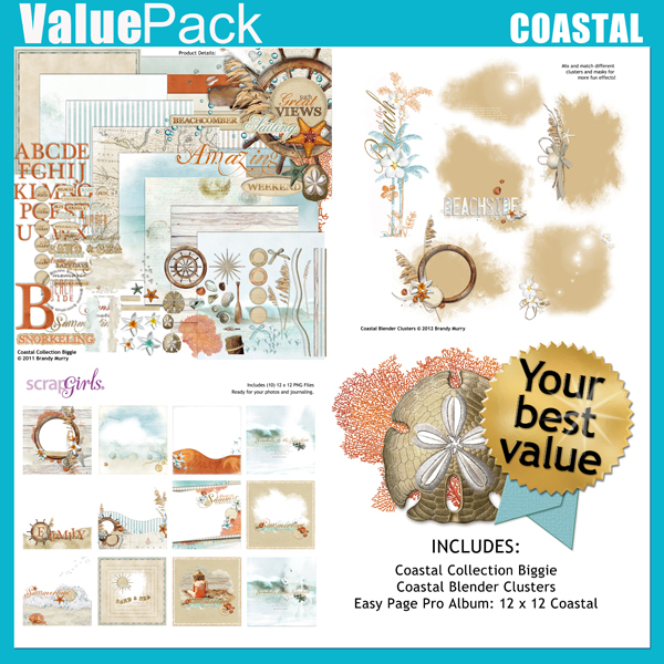 "<p>Also Available: <a href=""http://store.scrapgirls.com/product/25962/"">Value Pack: Coastal</a> (Sold Separately)</p>"