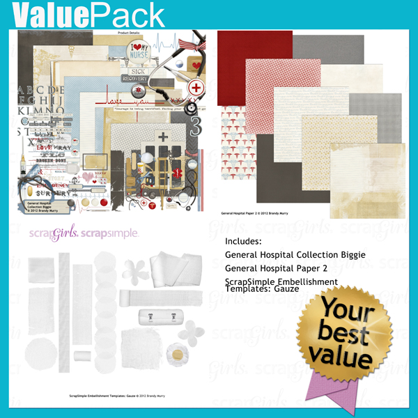 Also Available: Value Pack: General Hospital (Sold Separately)