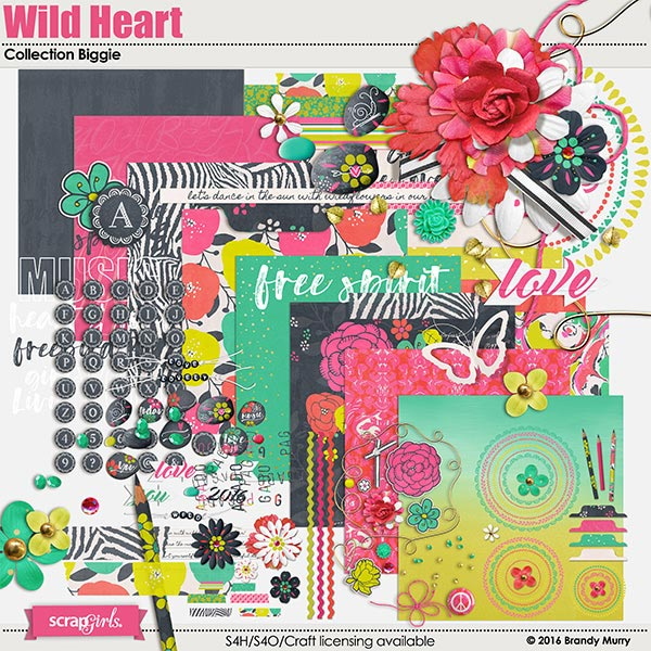 Wild Heart Collection Biggie