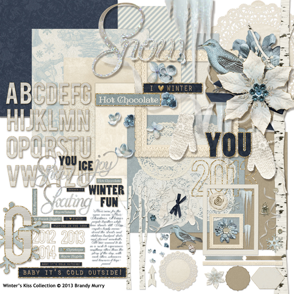 Winter's Kiss Collection