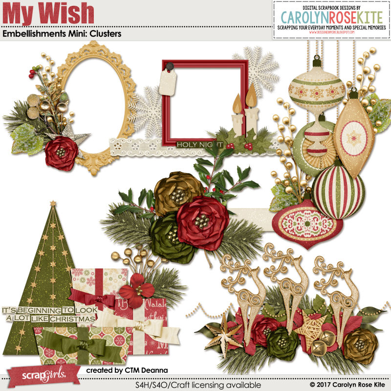 My Wish Clusters
