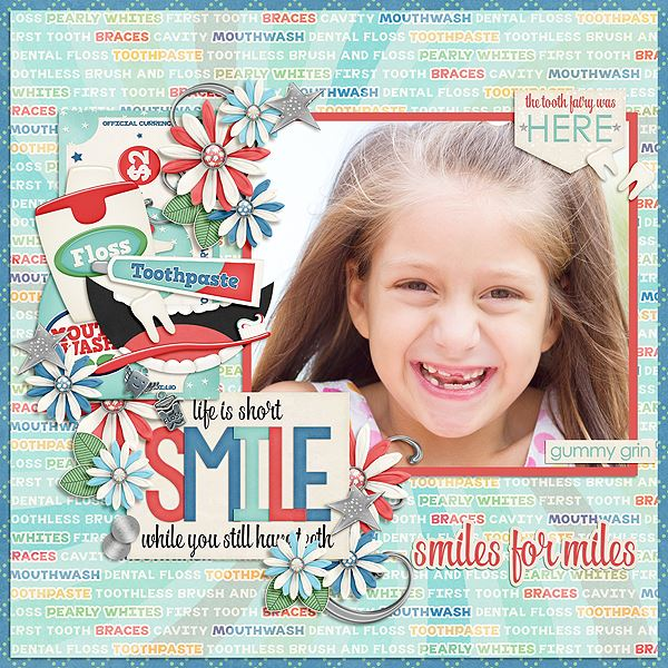 Smile Layout by CTM Julie W
