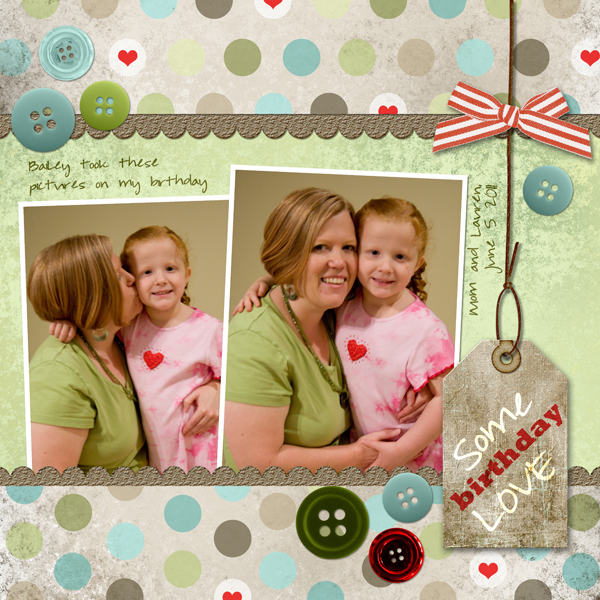 Layout by Cherise Oleson