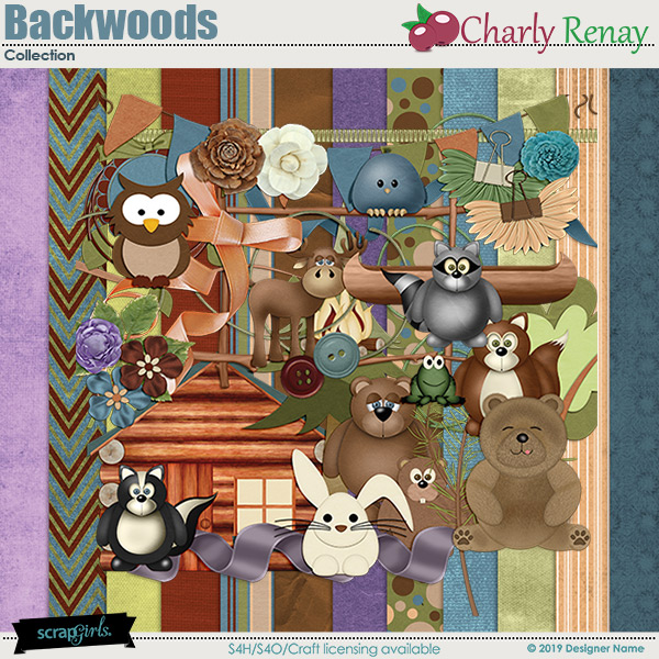 Backwoods Collection By Charly Renay