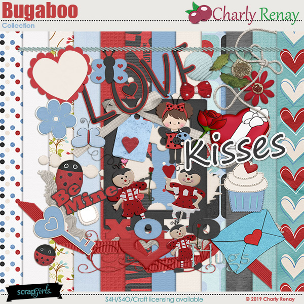 Bugaboo Collection By Charly Renay