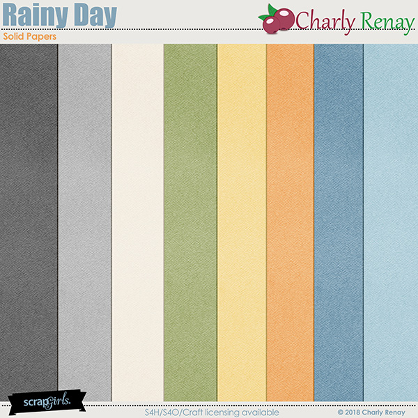 Rainy Day Silds By Charly Renay