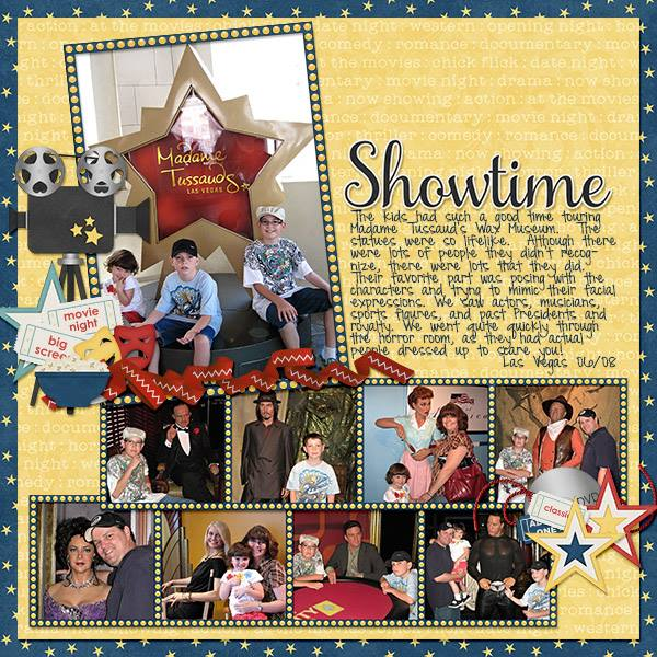 Showtime Layout by CTM Mel