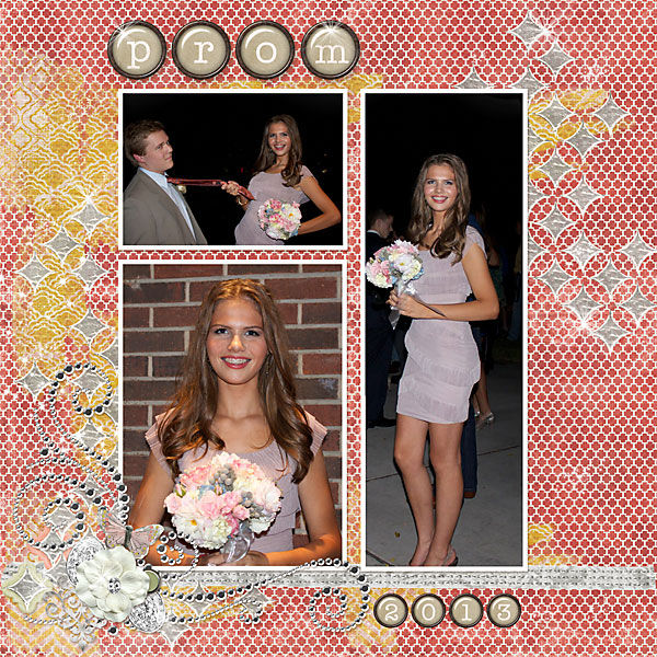 Layout by Andrea Hutton