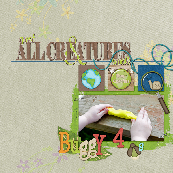 All Creatures Great & Small (Right side)