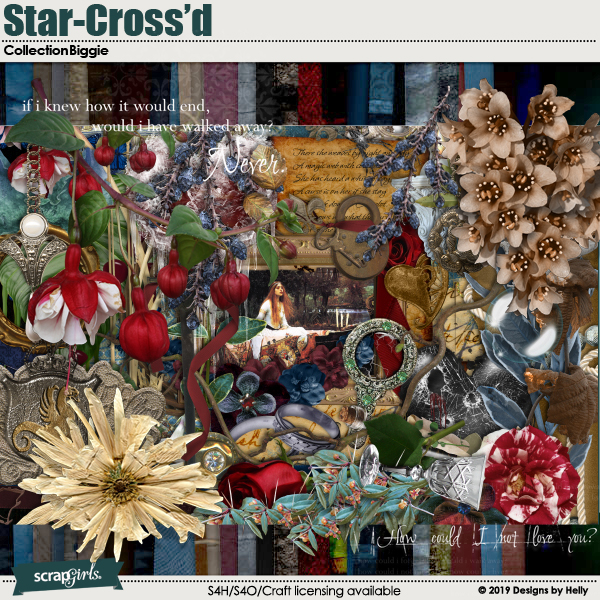 Star-Cross'd Collection Biggie by Designs by Helly