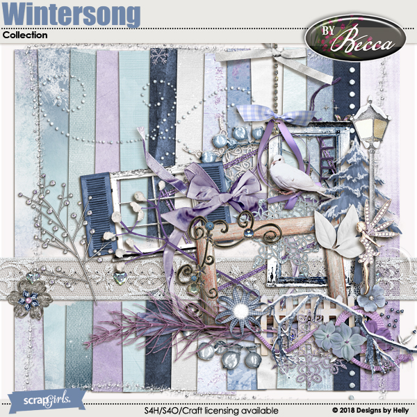 Wintersong Collection by Designs by Helly