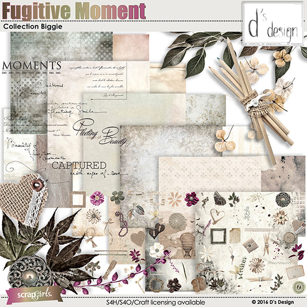 fugitive moment collection biggie by d's design