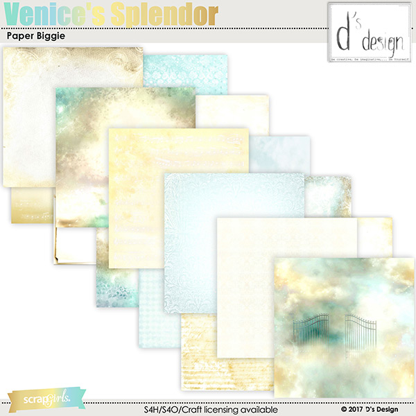 venice's splendor collection biggie