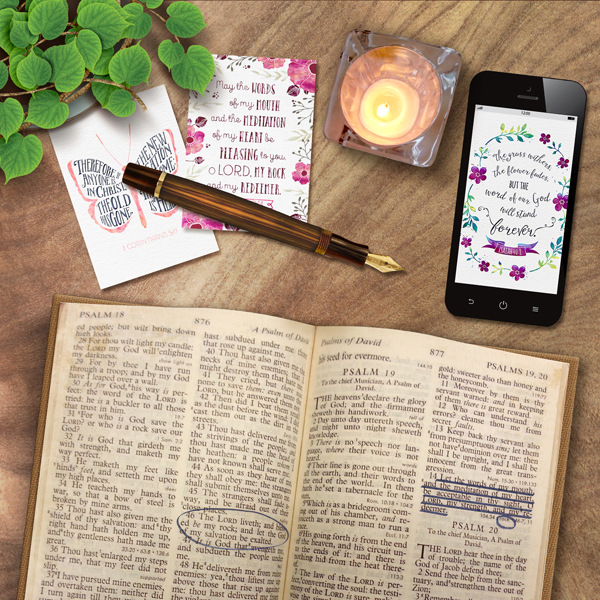 Use Value Pack: Printable Memory Verses 1 as Bible study aids!